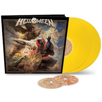 Helloween (Yellow Nordic Earbook/Ltd)