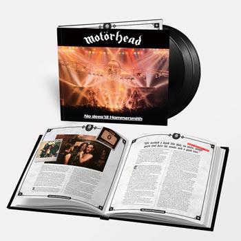 No sleep 'til Hammersmith (Deluxe)