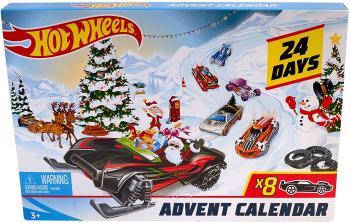 Hot Wheels - Advent Calendar (FYN46)