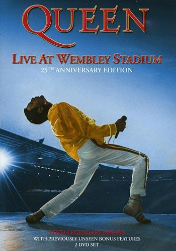 Queen: Live at Wembley Stadium 1986
