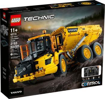 LEGO: Technic - Volvo 6x6 ledad lastbil