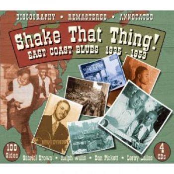East Coast Blues 1935-1953