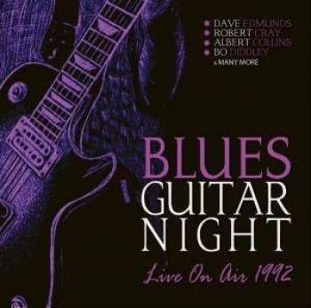Blues Guitar Night - Live
