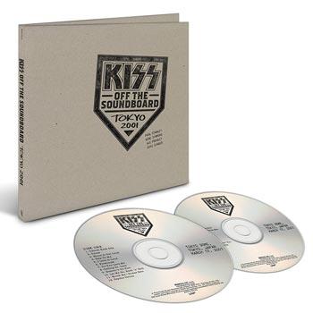 Kiss off the soundboard / Tokyo 2001