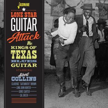 Lone Star Guitar Attack