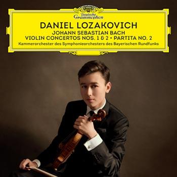 Violinkonsert 1 & 2/Partita 2 (Lozakovich)