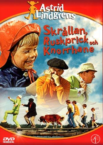Skrållan Ruskprick och Knorrhane