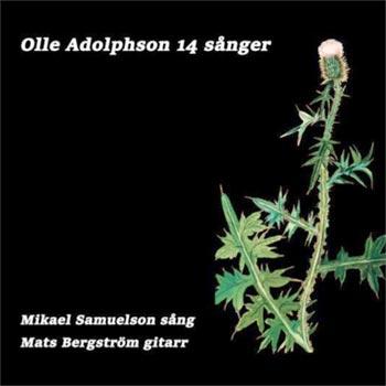 Olle Adolphson 14 sånger 2018
