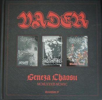 Geneza Chaosu Mcmlxxxiii-mcmxc Book