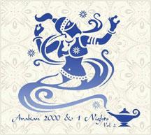 Arabian 2000 & 1 Nights Vol 2