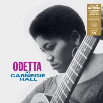 Odetta At Carnegie Hall
