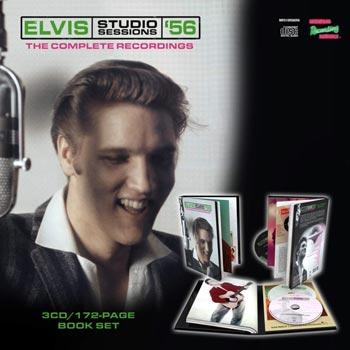 Elvis Studio Sessions '56