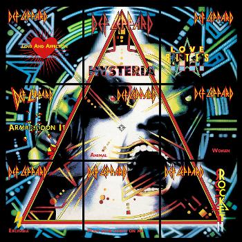 The Hysteria singles (Ltd)