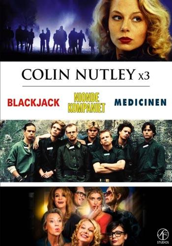 Colin Nutley x 3