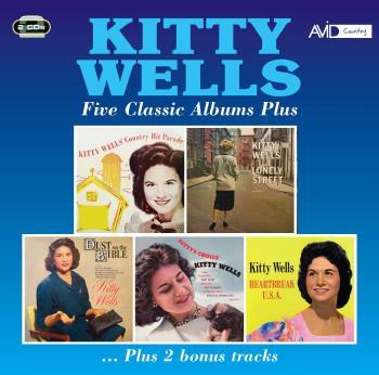 Five classic albums plus 1956-61