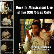 Back In Mississippi - Live