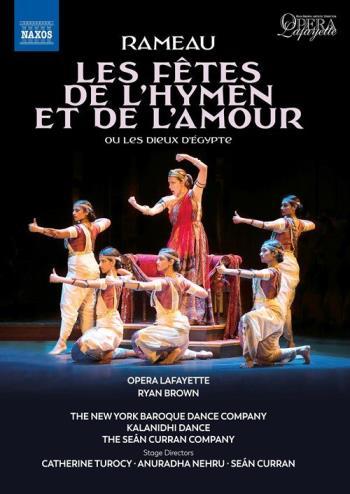 Rameau Les Fêtes De L'hymen Et De L'amour DVD