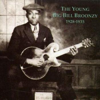 Young Big Bill Broonzy