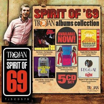 Spirit Of 69 / Trojan Albums Collection