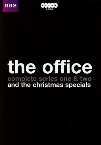 The office / Säsong 1+2 + Julfesten