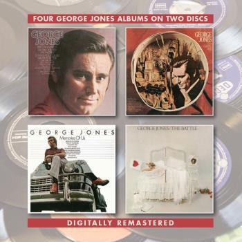 George Jones/In A Gospel Way + 2