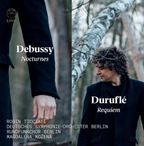 Debussy/Duruflé: Nocturnes/Requiem