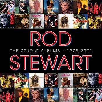 The studio albums 1975-2001 (Ltd)