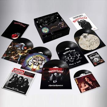 Motörhead 1979 (Box set/Ltd)