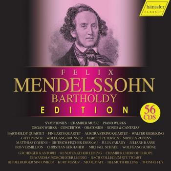 Felix Mendelssohn edition