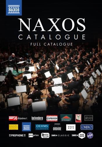 Naxos Catalogue 2019