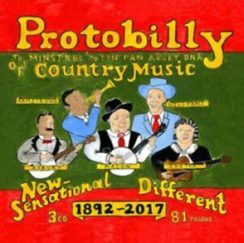 Protobilly - Minstrel & Tin Pan Alley DNA Of...