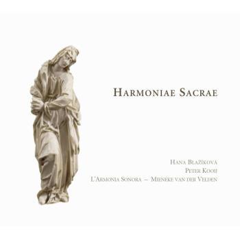 Kooij Peter: Harmoniae Sacrae