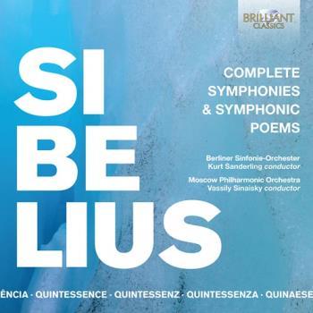 Complete symphonies & symphonic poems
