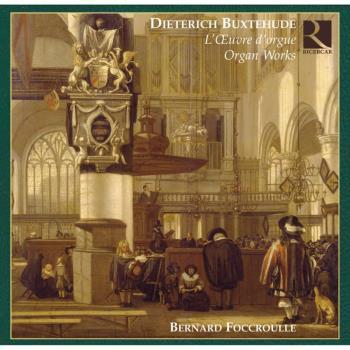 Organ works (Bernard Foccroulle)