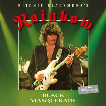 Rainbow: Black masquerade (Green/Ltd)