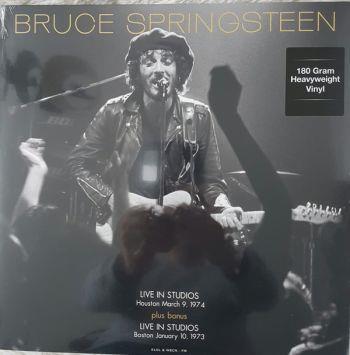 Live in studios 1973-74 (Col)