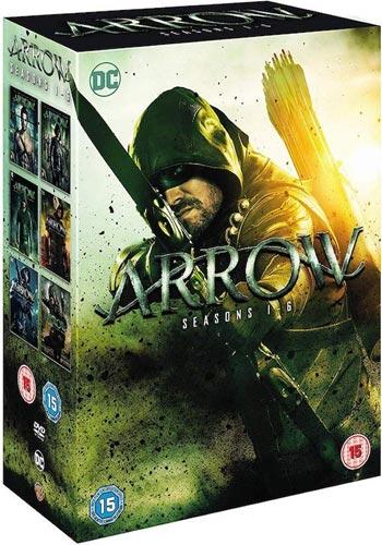 Arrow / Säsong 1-6