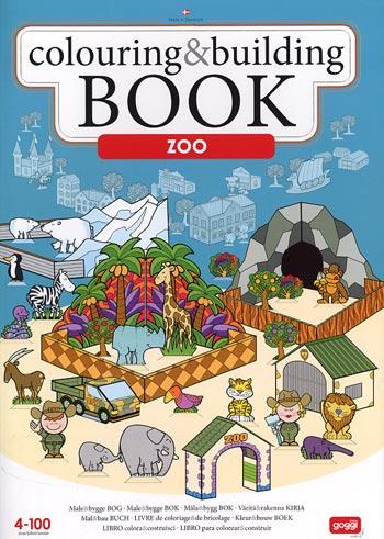 Måla & bygg / Zoo