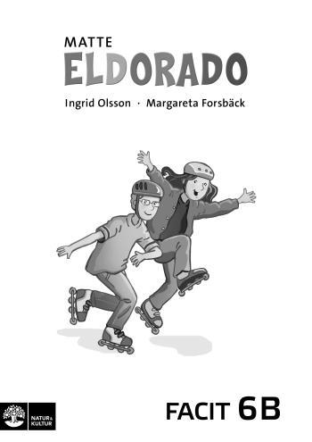 Eldorado, Matte 6b Facit (5-pack)