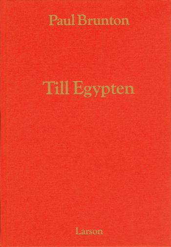 Till Egypten