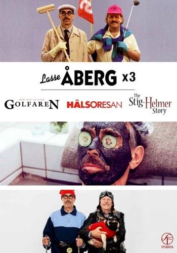 Lasse Åberg x 3 Box 2