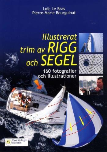 Illustrerat Trim Av Rigg Och Segel