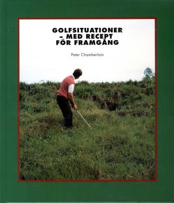 Golfsituationer Med Recept För Framgång