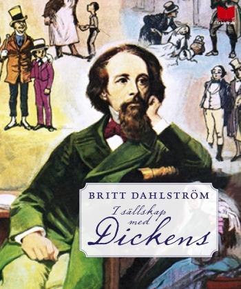 Dahlström Britt I Sällskap Med Dickens Bok