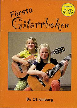 Första Gitarrboken