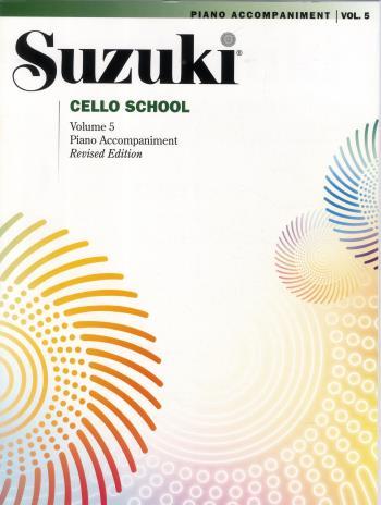 Suzuki Cello Pi Acc  5 Rev.