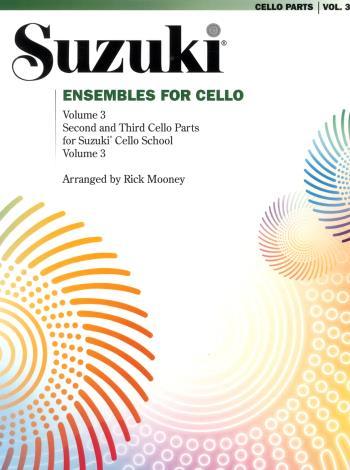 Suzuki Cello Ensembles 3