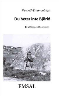 Du Heter Inte Björk! - En Göteborgsgrabbs Memoarer