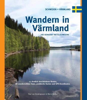 Wandern In Värmland. Das Seengebiet Mittelschwedens