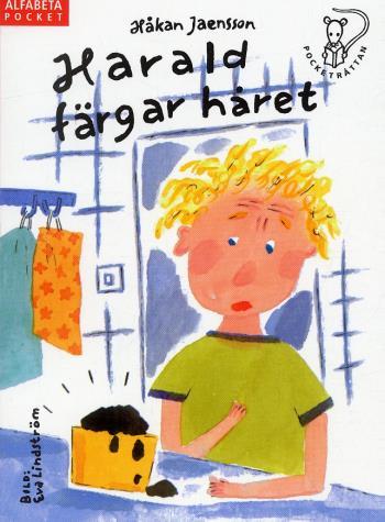 Harald Färgar Håret